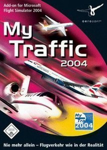 Flight Simulator 2004 - My Traffic 2004 (Add-on) (German) (PC)