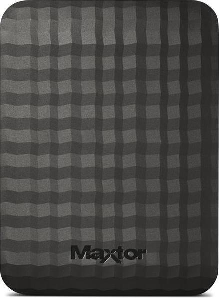 Maxtor M3 Portable 500GB, USB 3.0 Micro-B (HX-M500TCB/GM)
