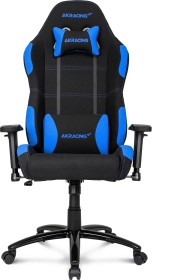 AKRacing Core Ex Gamingstuhl, schwarz/blau (AK-EX-BK/BL)