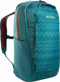 Tatonka City Pack 25 teal green/zig zag (1667.058)