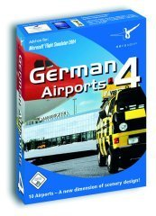 Flight Simulator 2004 - German Airports 4 (Add-on) (deutsch) (PC)