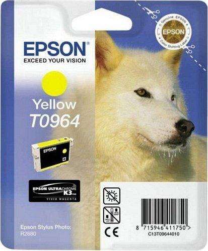 Epson tusz T0964 żółty (T09644010)