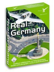 Flight Simulator 2004 - Real Germany 2 (Add-on) (deutsch) (PC)