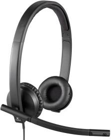 Logitech H570e Stereo Headset (981-000575)