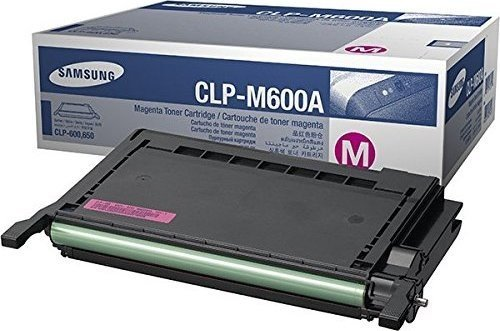 Samsung CLP-M600A Toner magenta -- via Amazon Partnerprogramm