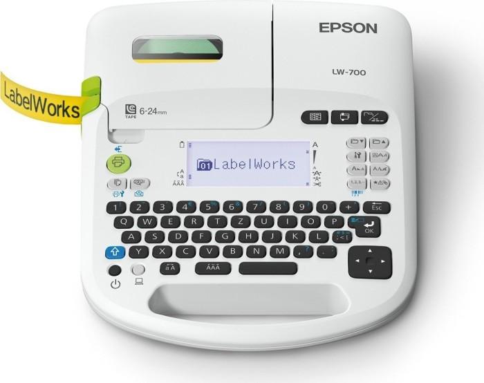 Epson LabelWorks LW-700 QWERTZ (C51CA63070)