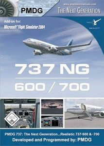 Flight Simulator 2004 - Boeing B737 New Generation (Add-on) (German) (PC)