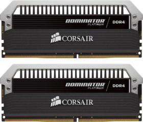 Corsair Dominator Platinum DIMM Kit 8GB, DDR4-3733, CL17-19-19-39 (CMD8GX4M2B3733C17)