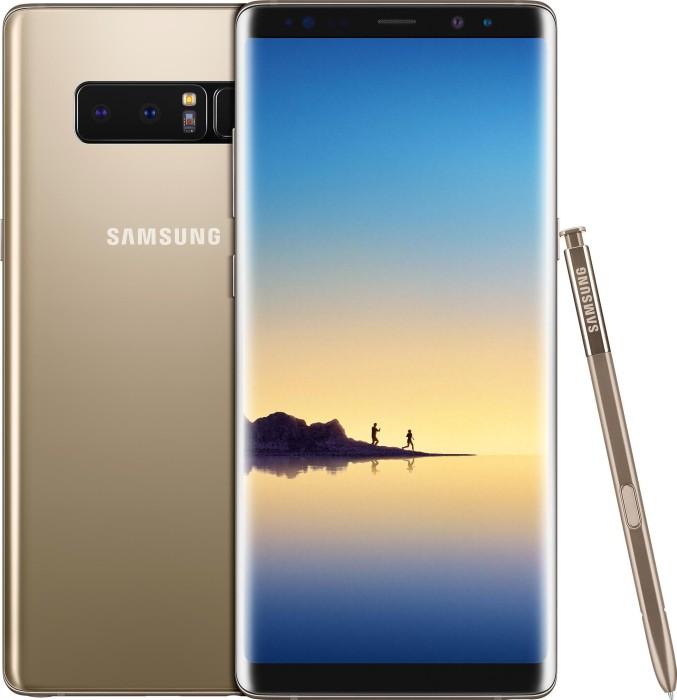 Samsung Galaxy Note 8 N950F gold (SM-N950FZDA)