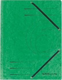 Herlitz Einschlagmappe Colorspan A4, grün (10843894)