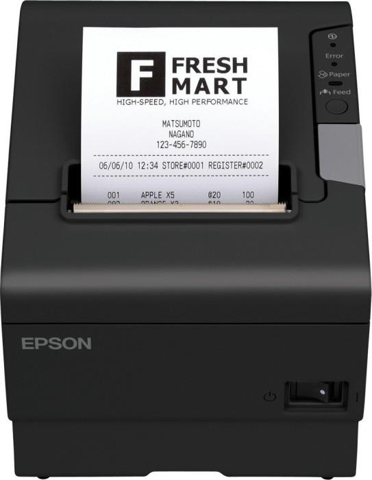 Epson TM-T88V USB-Powered, USB 2.0, black (C31CA85050)