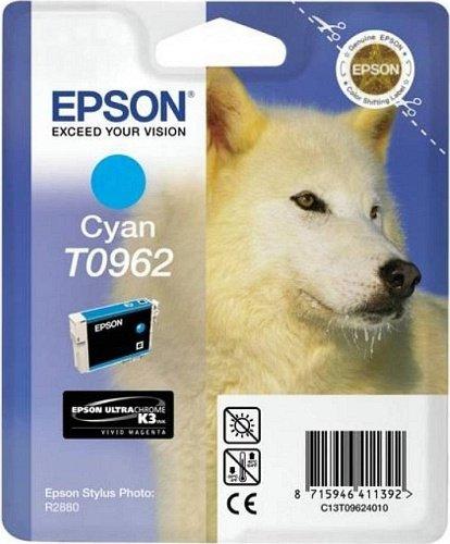 Epson tusz T0962 błękit (T09624010)