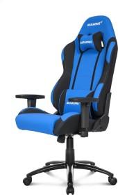 AKRacing Core Ex Gamingstuhl, blau/schwarz (AK-EX-BL/BK)