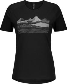 Scott Trail MTN Dri Trikot kurzarm schwarz (Damen) (275348-0001)