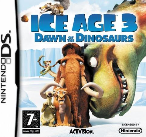 Ice Age 3 (deutsch) (DS) -- via Amazon Partnerprogramm