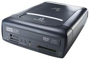 LenovoEMC CD-RW 52x/24x/52x, extern, USB 2.0, bulk