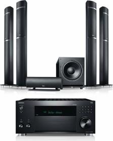 """Teufel LT 5 AVR für Dolby Atmos """"5.1.4 -Set"""" schwarz"""
