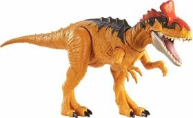 Mattel Jurassic World Brüll-Attacke Cryolophosaurus (GJN66)