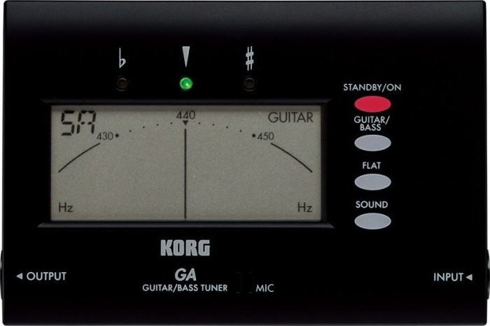 Korg GA-40 Guitar/Bass-Tuner