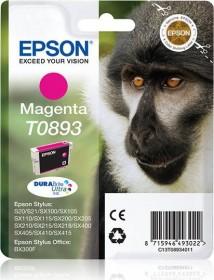 Epson ink T0893 magenta (C13T08934010)