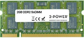 PowerRAM DIMM kit 2GB, DDR2-800, CL5