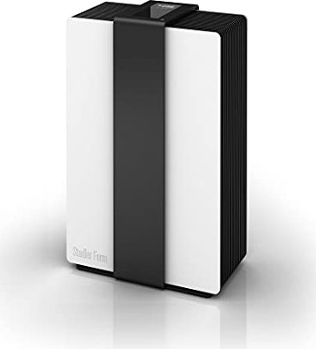 Stadler Kształt Robert biały/czarny nawilżacz i oczyszczacz powietrza -- via Amazon Partnerprogramm