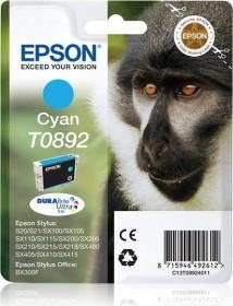 Epson ink T0892 cyan (C13T08924010)
