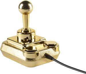 Speedlink competition Pro 25th Anniversary Edition joystick gold, USB (PC) (SL-6603-GOLD)