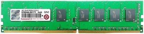 Transcend DIMM 4GB, DDR4-2400, CL17-17-17 (TS512MLH64V4H)