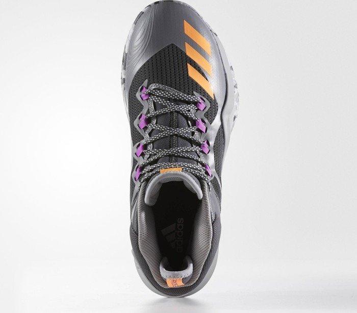 san francisco f68c6 341ae adidas D Rose Dominate 4 dark grey heather solid greyglow orangesolid  grey ab € 76,96 (2019)  Preisvergleich Geizhals Österreich