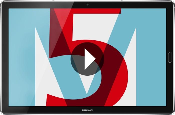 Huawei MediaPad M5 10.8 LTE 64GB grau (53010BES)