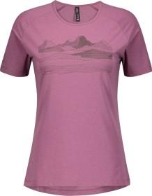 Scott Trail MTN Dri Trikot kurzarm cassis pink (Damen) (275348-6468)