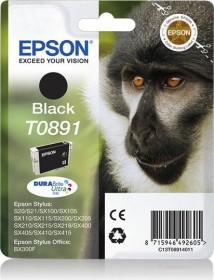 Epson Tinte T0891 schwarz (T08914010)