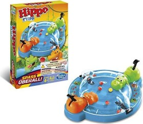 Hippo Flipp kompakt - Mitbringspiel