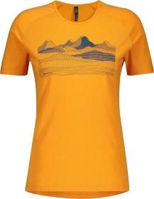 Scott Trail MTN Dri Trikot kurzarm amber yellow (Damen) (275348-6469)