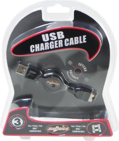 Madrics USB Ladekabel für Nintendo DS (DS) (41125-6) -- via Amazon Partnerprogramm