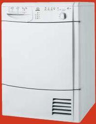 Indesit ISL 70 C condenser tumble dryer
