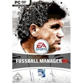 EA Sports Fußball Manager 08 (PC)