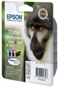 Epson Tinte T0896 Multipack (C13T08964010)