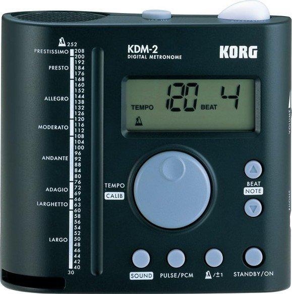 Korg KDM-2 Digital-Metronom