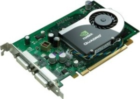 PNY Quadro FX 570, 256MB DDR2, 2x DVI (VCQFX570-PCIE-PB)