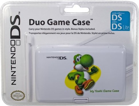 Madrics Leerhüllen für Nintendo DS (DS) (41390-8) -- via Amazon Partnerprogramm