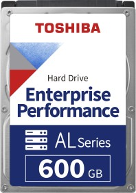 Toshiba Enterprise Performance 600GB, SAS 6Gb/s, 15000rpm (AL13SXB600N)