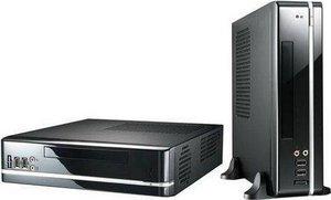 Compucase 8K01BS black USB 2.0, 120W FlexATX, mini-ITX