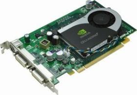 PNY Quadro FX 1700, 512MB DDR2, 2x DVI (VCQFX1700-PCIE-PB)