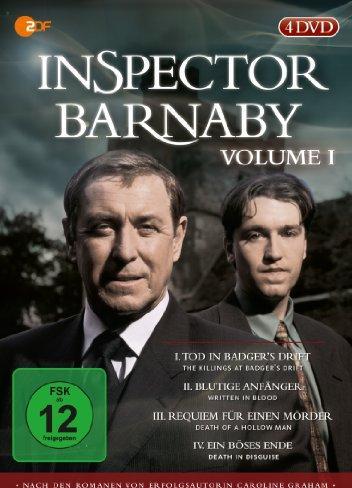 Inspector Barnaby Vol. 1 -- via Amazon Partnerprogramm