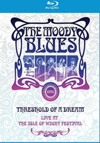 The Moody Blues - Threshold Of A Dream, Live At The Isle Of Wight 1970 (DVD)
