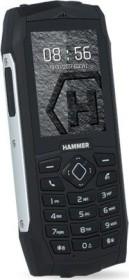 myPhone Hammer 3+ schwarz/silber