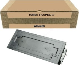 Olivetti Toner B0488 black