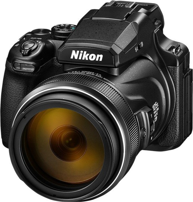 Nikon Coolpix P1000 schwarz (VQA060EA)